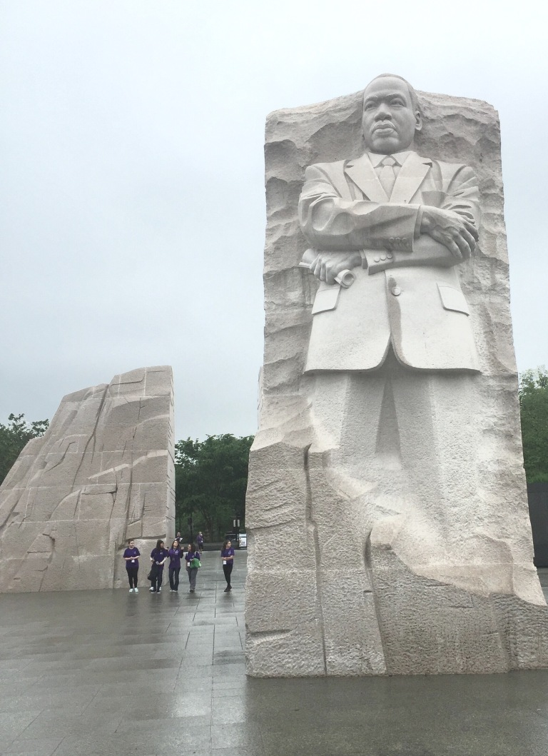 Dr. Martin Luther King Memorial, Washington, D.C.